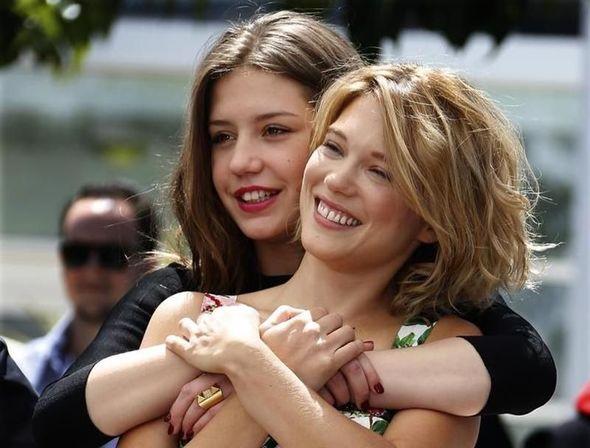 Лесбиянки по русски актрисы какое