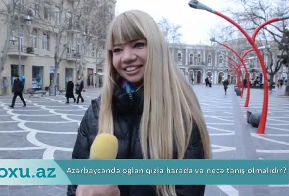 знакомства с азербайджанскими парни