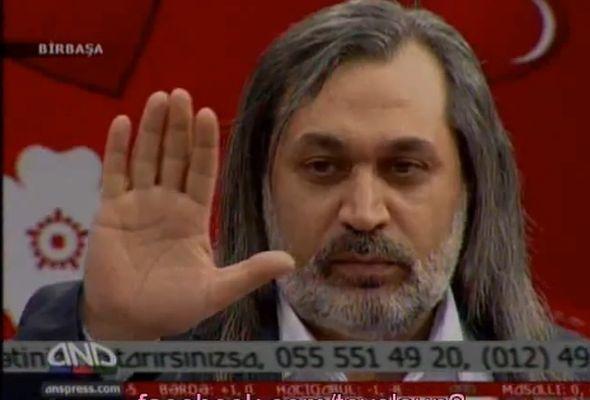 """Həzrət Sabir"" kimi tanınan falçı Sabir Abbasov ile ilgili görsel sonucu"