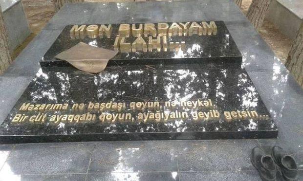 Картинки по запросу vaqif səmədoğlu məzar