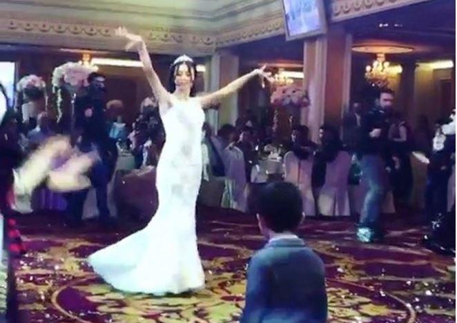 Поздравления на свадьбе в азербайджане 58