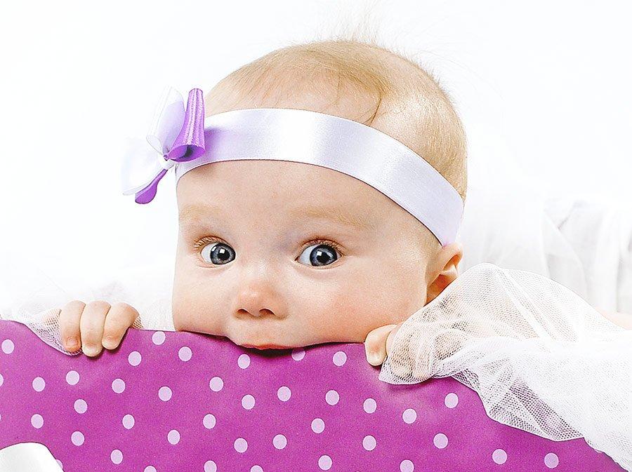 Картинки пять месяцев девочке, картинки