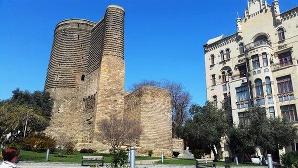 Загадки старого Баку