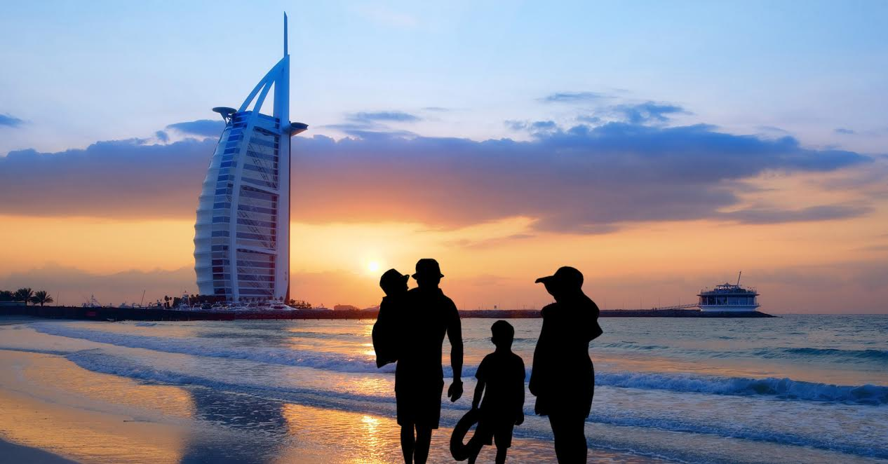 Эмираты с ребенком фото