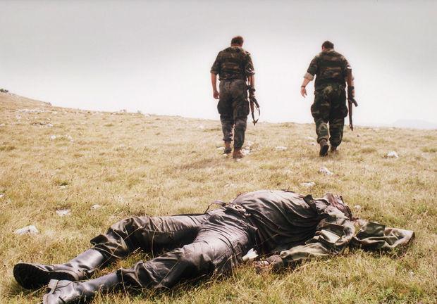 Qarabağda işğalçı öldürülüb