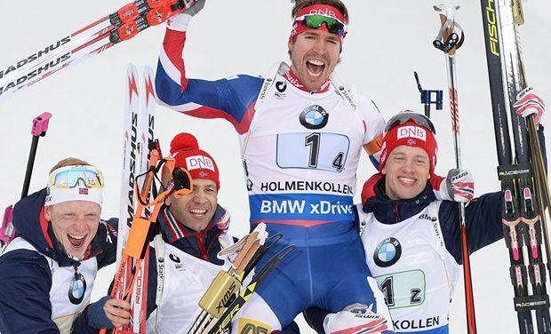 Norveç Olimpiadada tarixi rekorda imza atdı