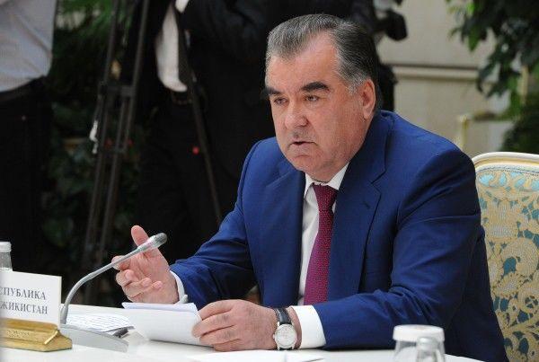 Tacikistan prezidenti Azərbaycana gəlir