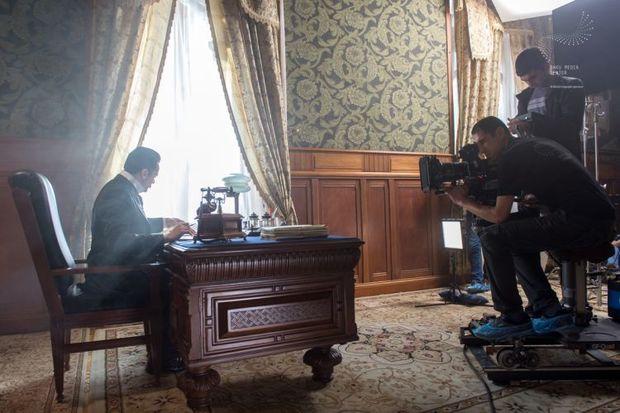 Cümhuriyyətinin 100 illiyinə həsr olunmuş yeni film çəkilir – FOTO