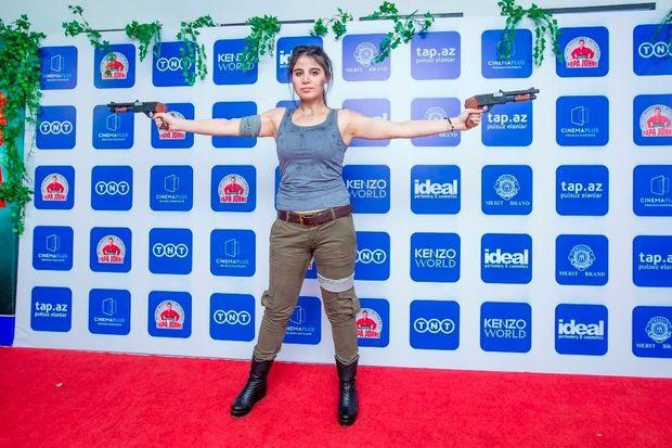 """Tomb Raider: Lara Kroft"" filmi ""CinemaPlus""da – FOTO"