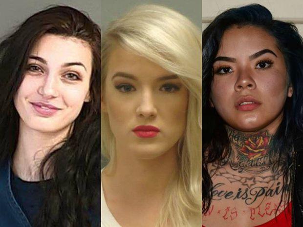 Gözəllikləri ilə internet fenomeni olan cinayətkar qadınlar  – FOTO