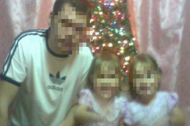 Rusiyada ata qızlarını öldürərək intihar edib