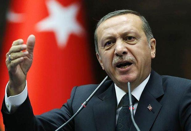 Эрдоган анонсировал новые военные операции в Сирии