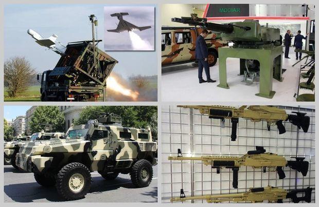 SIPRI: Azərbaycan silah idxalına görə dünyada 23-cü yeri tutub
