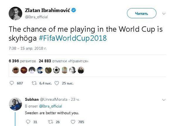 İbrahimoviç mundialda iştirak edəcəyinə işarə vurdu – FOTO_0
