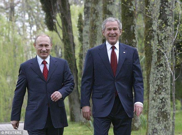 Buş: Putindən ehtiyat edin