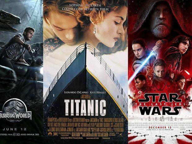 Oxuaz самые кассовые фильмы всех времен список