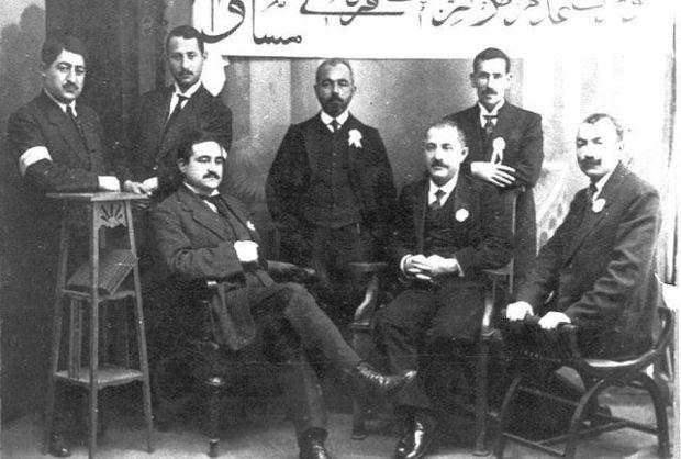 """ADR–100: Azərbaycan-Ermənistan konfransı və """"Müsavat""""ın ikinci qurultayı"""