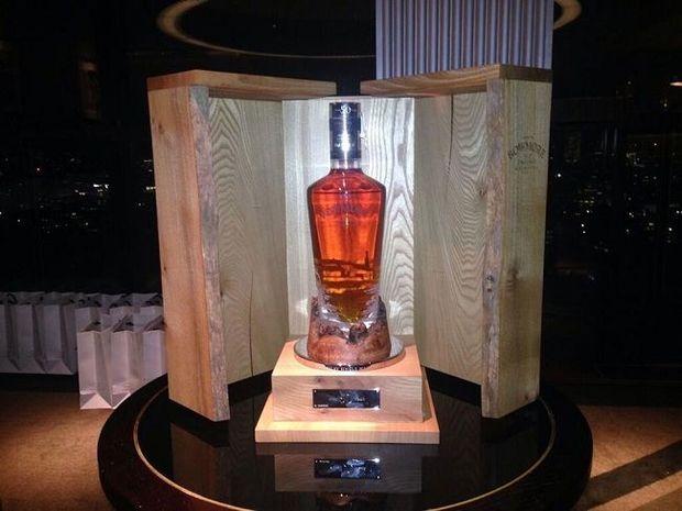 Honkonqda dünyanın ən bahalı viskisi satılıb