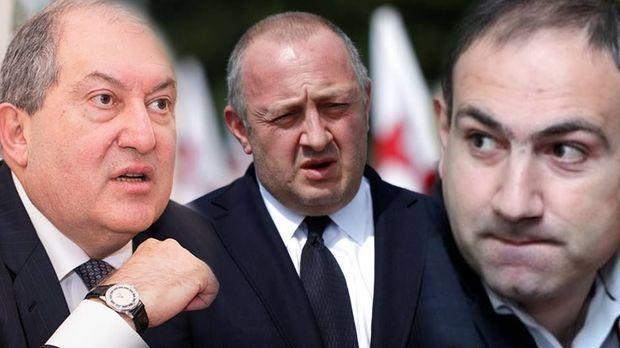 """Ekspert: Gürcüstan Ermənistan üçün """"xilasedici dairə""""dir"""