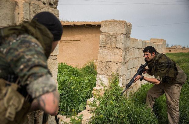 İŞİD Suriyada əsas istinadgahını itirib