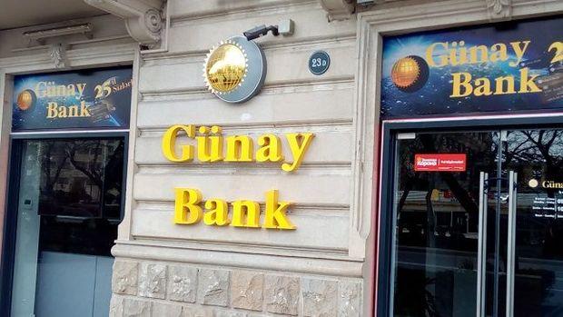 """""""Günay Bank""""ın sədri:"""