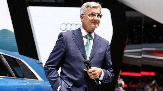 """""""Audi"""" şirkətinin rəhbəri həbs olundu"""