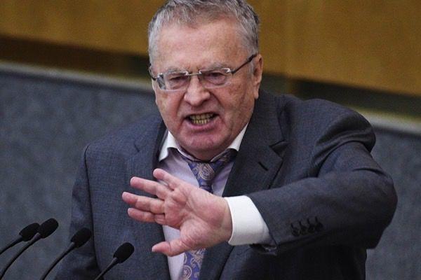 Jirinovski Trampa çağırış etdi: Onu cəzalandır!