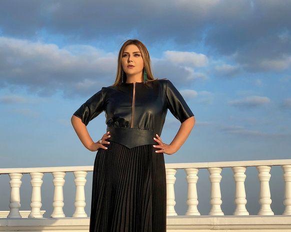 Zülfiyyə Xanbabayeva öz brendini yaratdı – FOTO