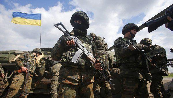 Ukrayna ordusu Donbasda hücuma keçdi