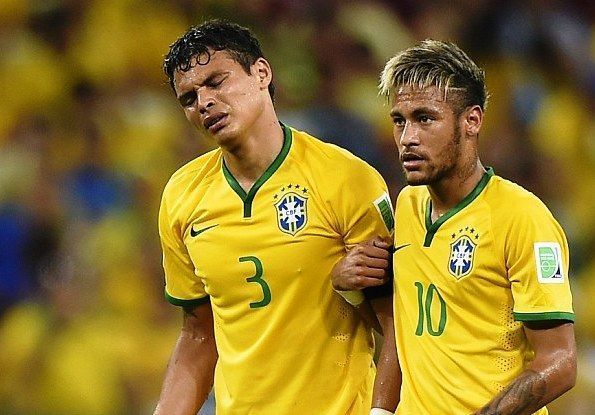 Neymar komanda yoldaşını təhqir etdi