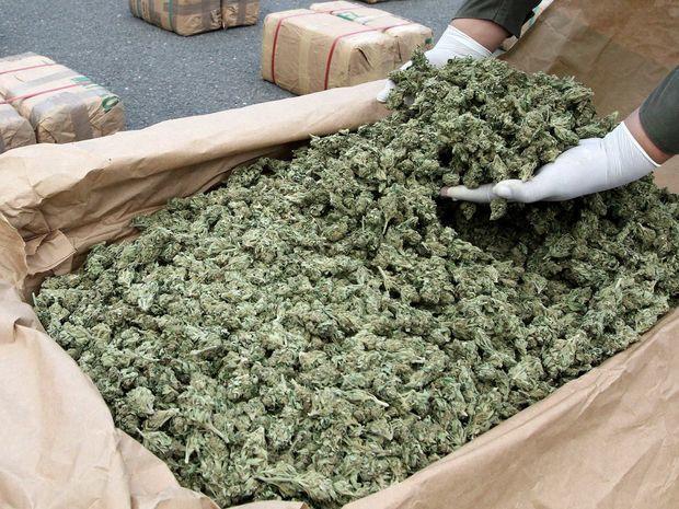 Külli miqdarda narkotik vasitə məhv edildi