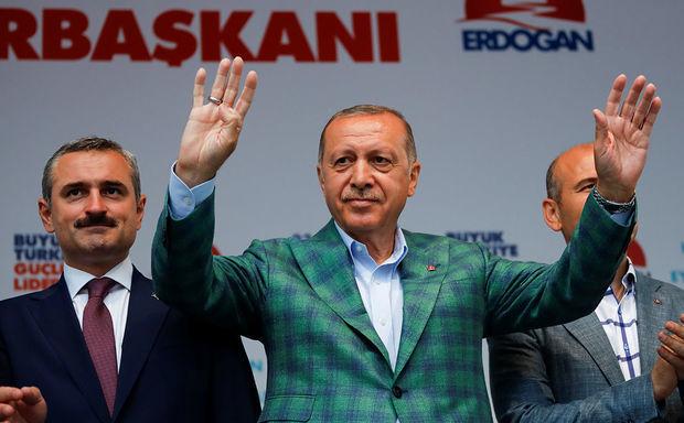 Ərdoğan prezident seçildi
