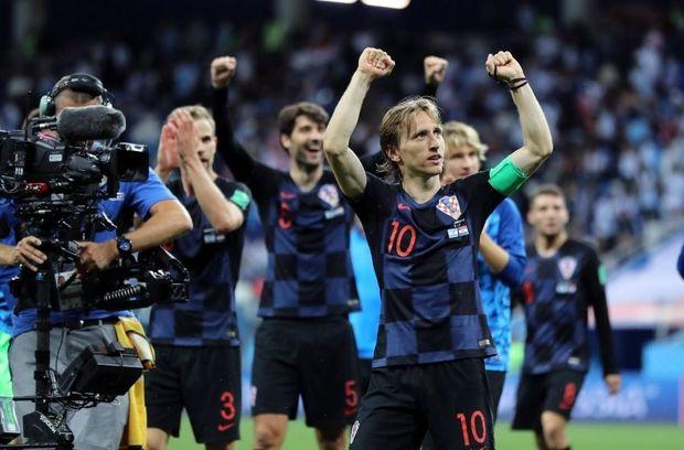 Xorvatiya tarixində ilk dəfə DÇ-nin finalına yüksəldi
