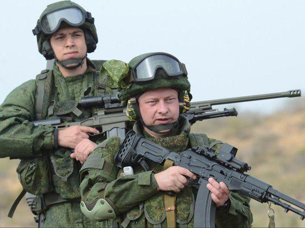 Rusiya ordusu erməni kəndinə soxuldu - VİDEO