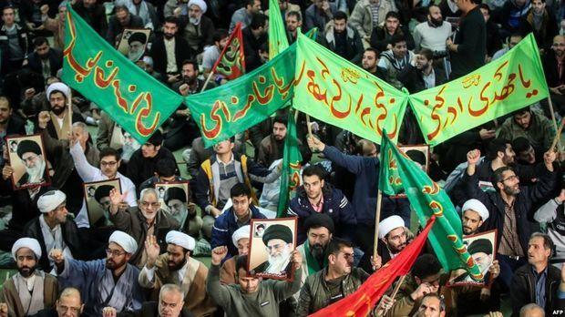 İranı etirazlar bürüdü