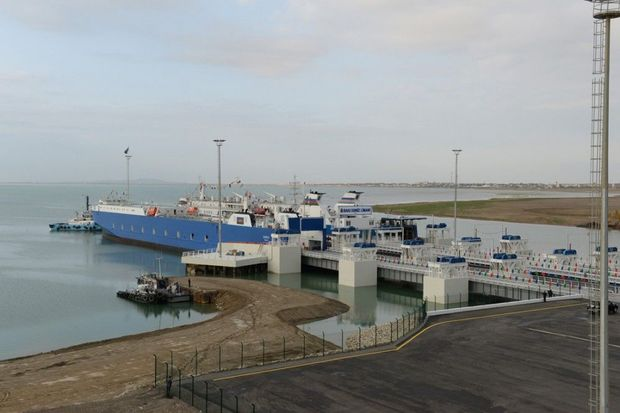 Yeni Beynəlxalq Dəniz Ticarət Limanının tikintisinə pul ayrıldı