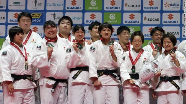 Yaponiya millisi Bakıya iki Olimpiya çempionu olmadan gələcək