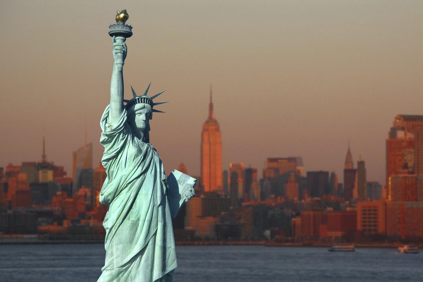 Картинки нью йорка статуя свободы