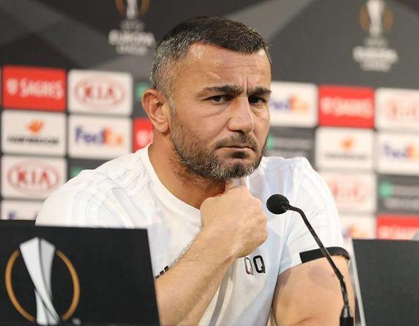"""Qurban Qurbanov: Üstünlük """"Sportinq""""dədir"""