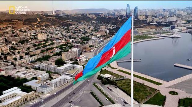 """""""NatGeo"""" mükafatı: Azərbaycan ilk üçlükdədir"""