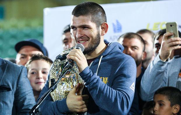 UFC prezidenti Həbiblə bağlı qərarını açıqladı