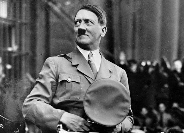 MKİ: Hitler homoseksual olub