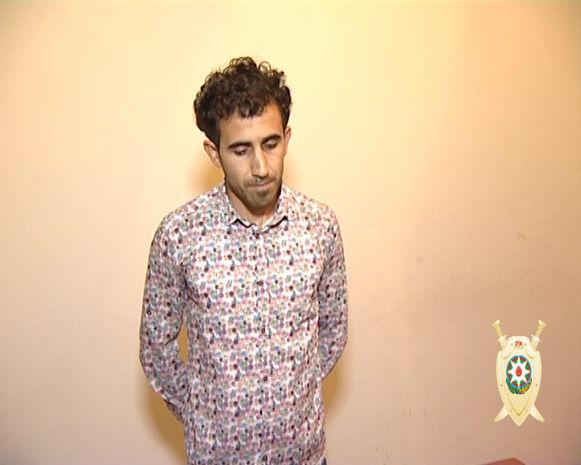 Özünü bloqer kimi təqdim edən avtoxuliqan cəzalandırıldı - FOTO