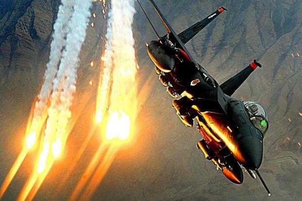 ABŞ Suriyada kürdləri bombaladı