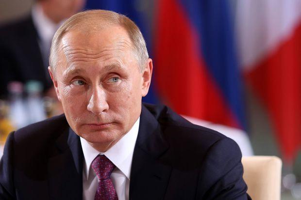 Putin: İtkin düşmüş səudiyyəli jurnalistə görə ABŞ məsuliyyət daşıyır