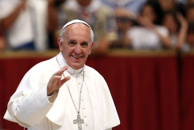 Roma Papası Inın qonağı olacaq