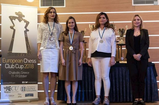 Beş şahmatçımız Avropa çempionatında medal qazandı - FOTO
