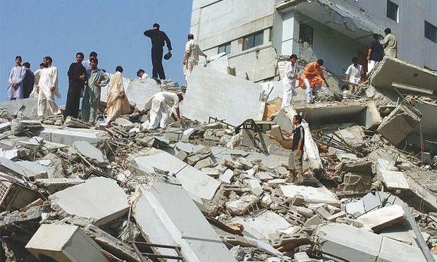 Pakistanda güclü zəlzələ oldu