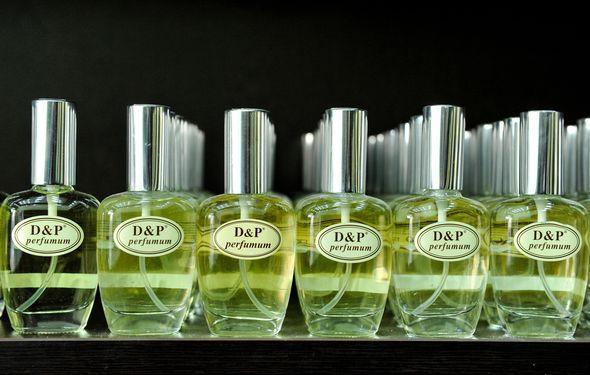 Oxuaz мировой бренд парфюмерии Dp в каждом уголке