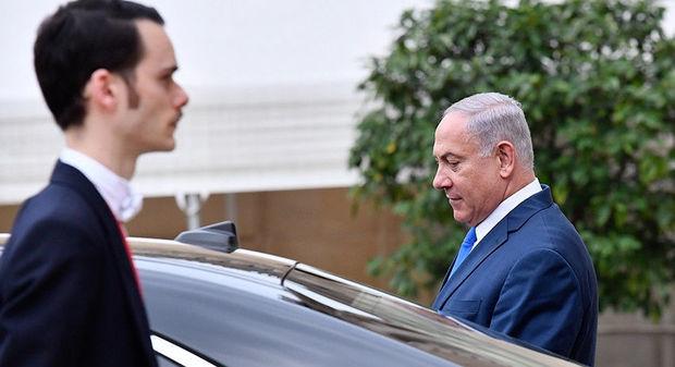 Netanyahu Paris səfərini yarımçıq qoydu